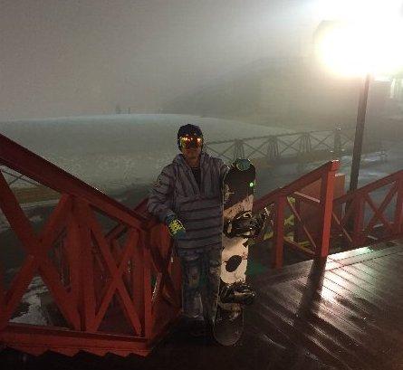 1月15日スノーボード