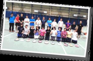 4月5日インドア江坂練習会