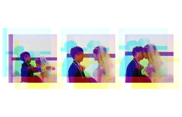 結婚おめでとう(・∀・)b