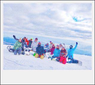 明けましておめでとうございます(・∀・)b&スノーボード