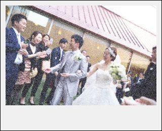 サークル17組目の結婚式